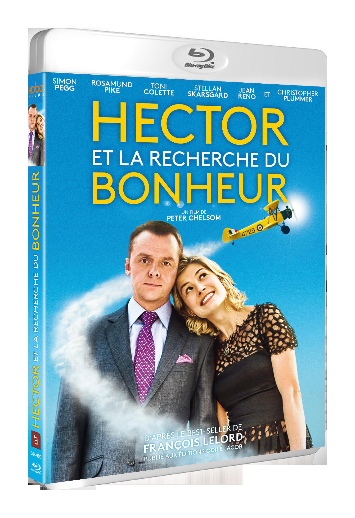 Hector et la recherche du bonheur Blu-ray