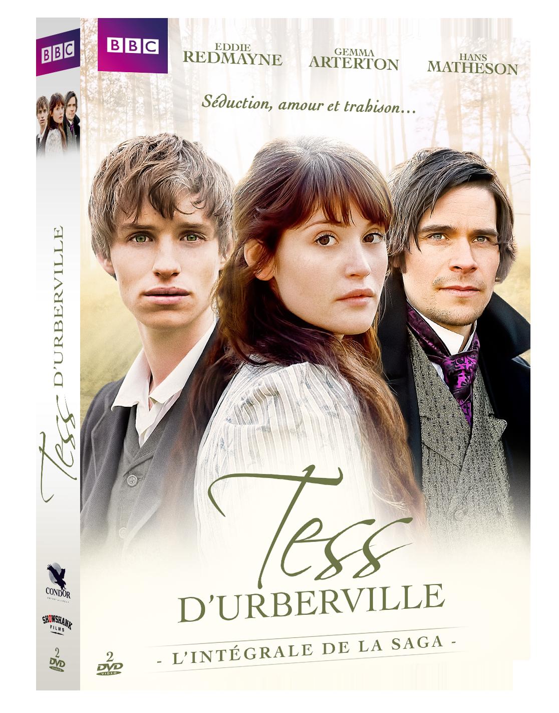 Tess d'Urbervilles Intégrale DVD
