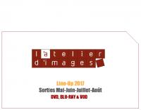 2. Line Up – L'Atelier D'Images – Mai à Août
