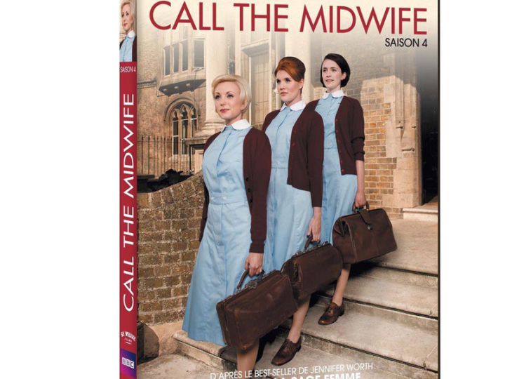 Call the midwife enfin la saison 4 en DVD !